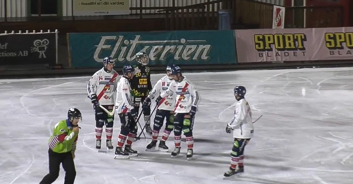Edsbyn bandy, Edsbyns IF, Edsbyn Frillesås, elitserien, Simon Jansson
