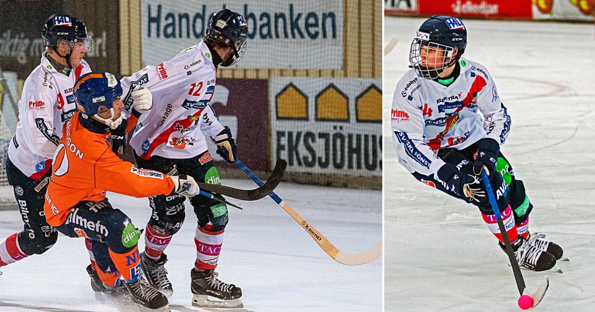 bandy elitserien, bandy Bollnäs Edsbyn, bandy Edsbyn Bollnäs, Jesper Granqvist