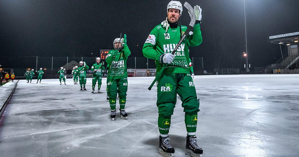 hammarby bandy, hammarby bandy aik bandy, Daniel Mossberg hammarby bandy, AIK bandy, bandy, bandyfeber hammarby