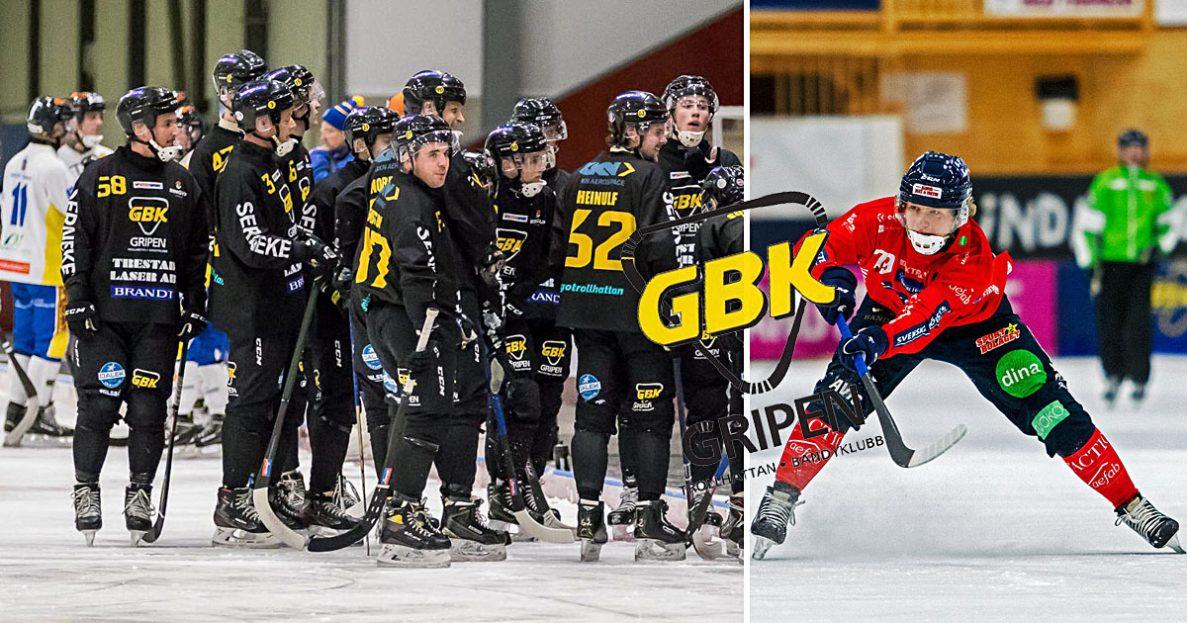 Robin Öhrlund Gripen/Trollhättan, Robin Öhrlund bandy, Robin Öhrlund Edsbyn, bandy, Robin Öhrlund