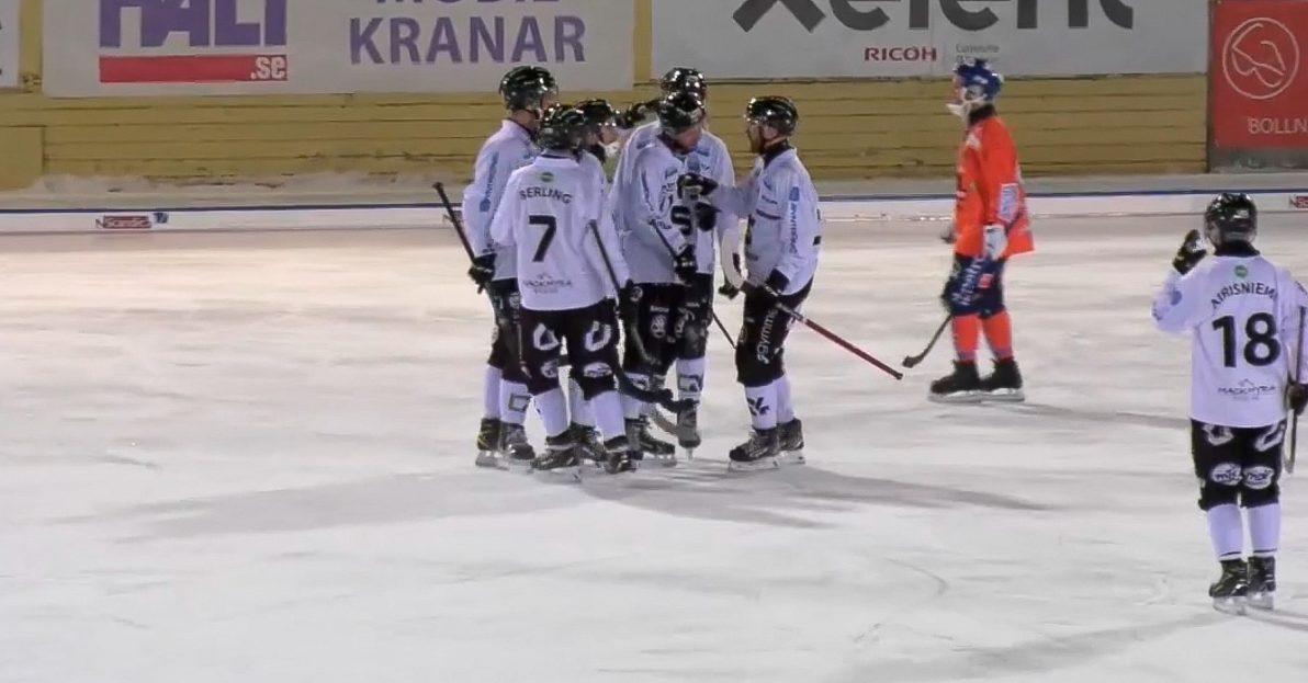 Bandy elitserien, elitserien bandy, bandy, Kjell Anderstedt bandy,