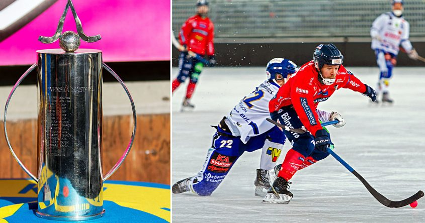 bandy slutspel, elitserien bandy slutspel