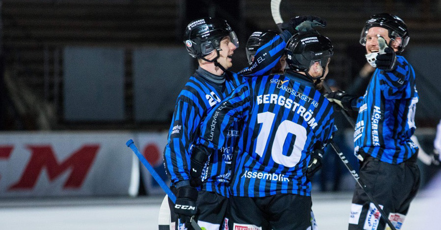 elitserien bandy, bandy elitserien, bandy, resultat