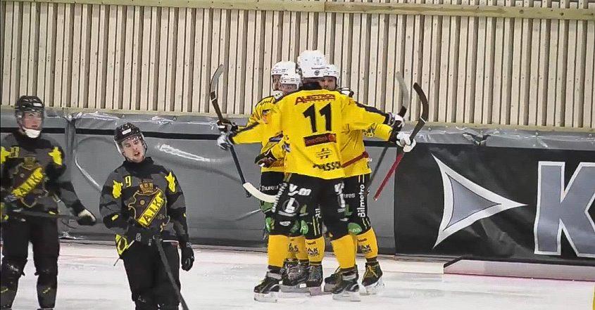 Broberg bandy, Broberg Söderhamn
