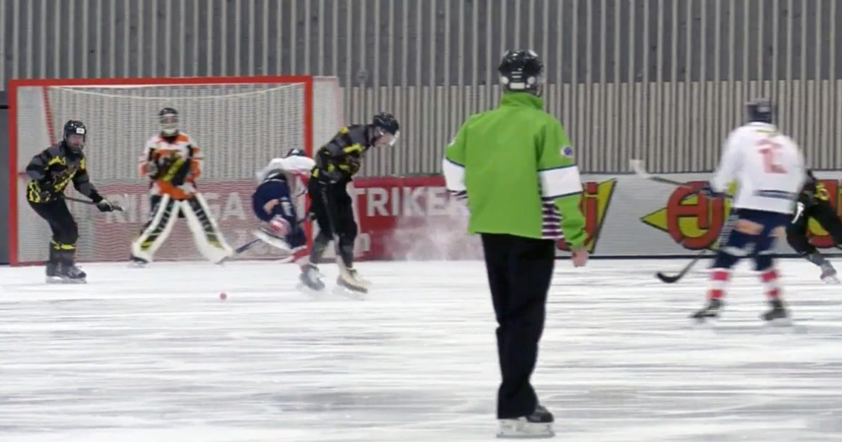 Edsbyn AIK bandy semifinalen, Edsbyn bandy, bandy, bandyfeber, elitserien bandy, bandy elitserien