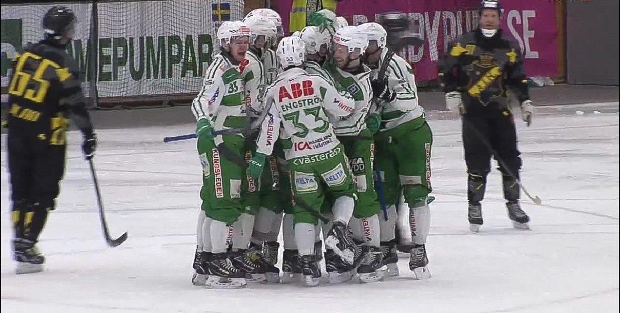 VSK bandy, Västerås bandy, VSK AIK bandy