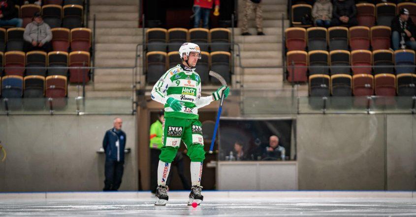 Robin Andersson Västerås, Robin Andersson VSK, VSK bandy, bandy