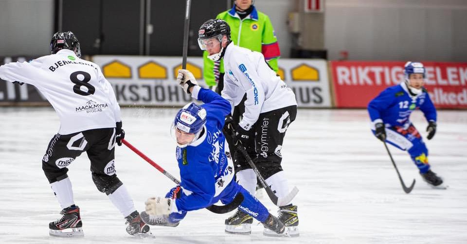SAIK bandy, Villa Lidköping, semifinalen, Villa SAIK semifinal