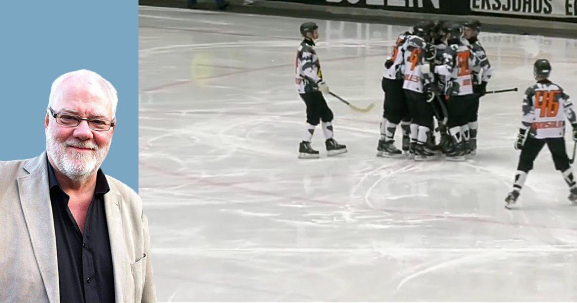 bandy semifinaler, elitserien bandy, bandy elitserien, kjell anderstedt, bandy bandyfeber