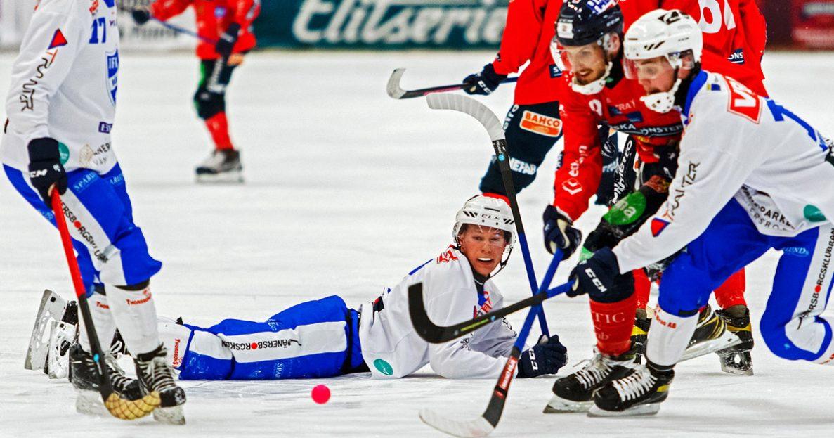 Edsbyn vänersborg kvartsfinal, Edsbyn bandy slutspel, edsbyn bandy kvartsfinal