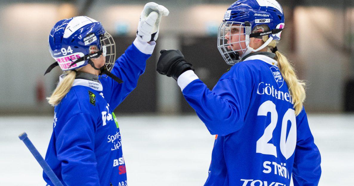 Villa Lidköping, Villa bandy, Villa Lidköping SM-final, bandy, VSK, Västerås