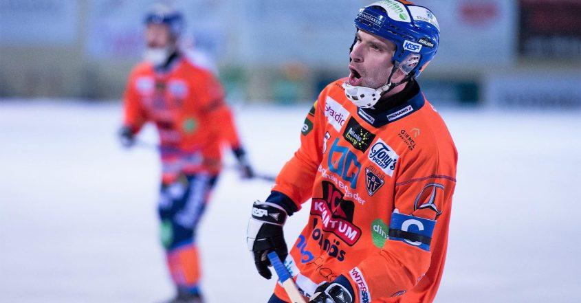 Andreas Westh, Hans Åström, Bollnäs bandy, Bollnäs, huvudtränare
