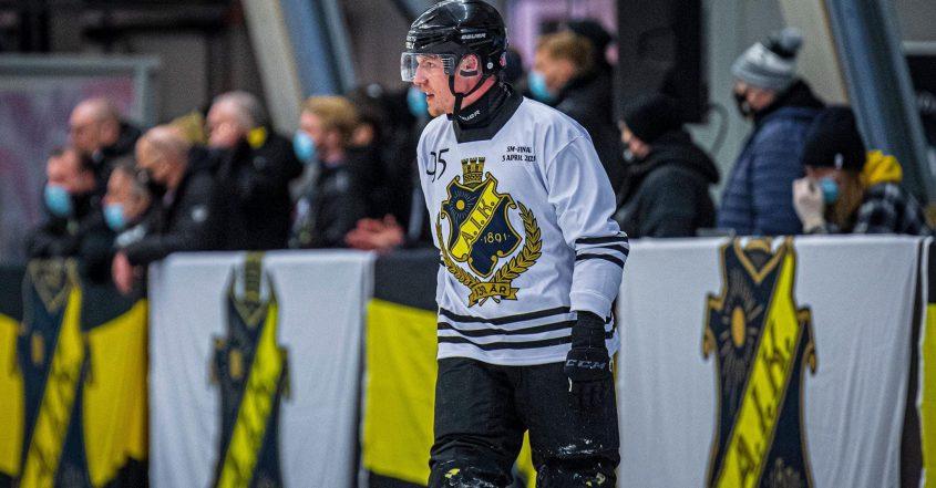 aik bandy, Erik Pettersson bandy
