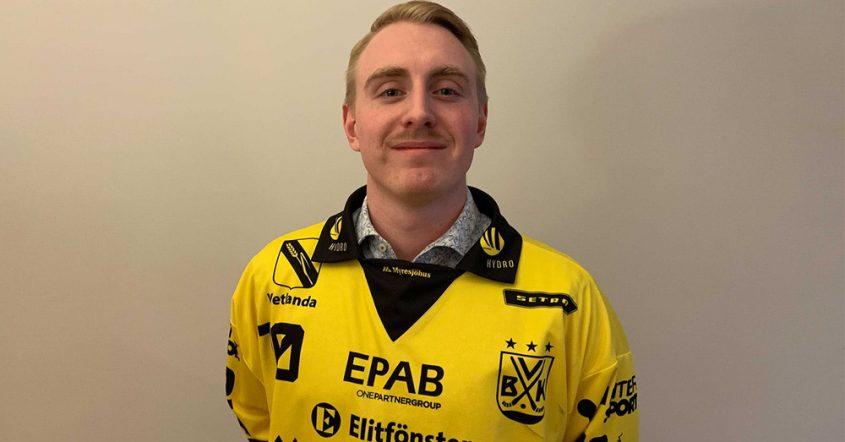 Olle Berglund, Vetlanda bandy, Vetlanda, Vänersborg