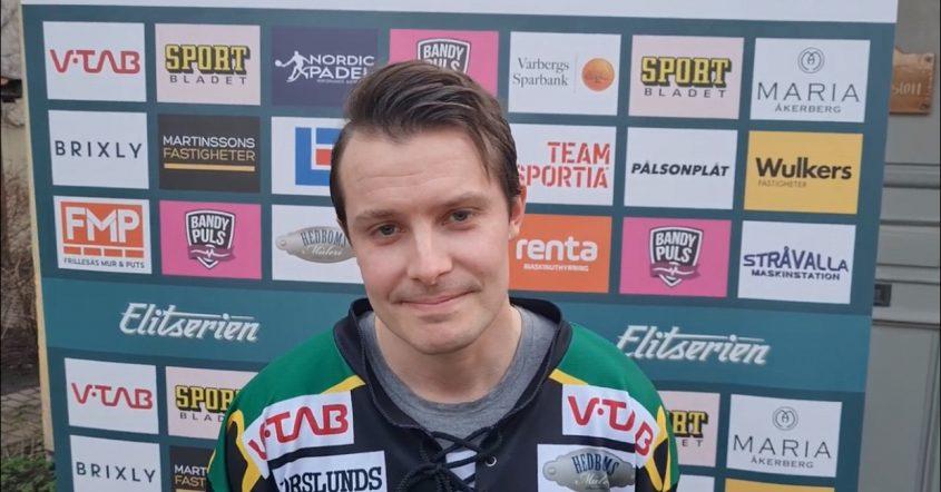 Jakob Jenefeldt, Jakob Jenefeldt Frillesås, frillesås bandy
