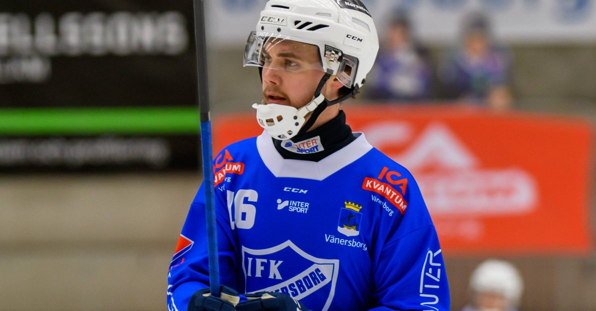 Niclas Nyqvist, Vänersborg bandy, IFK, Nyqvist