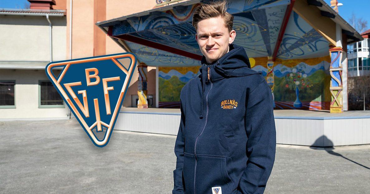 Tim Stjernström, Bollnäs bandy