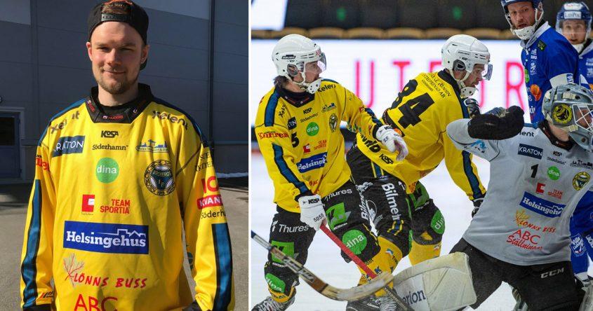 broberg bandy, Jesper Öhrlund, Jesper Öhrlund Broberg