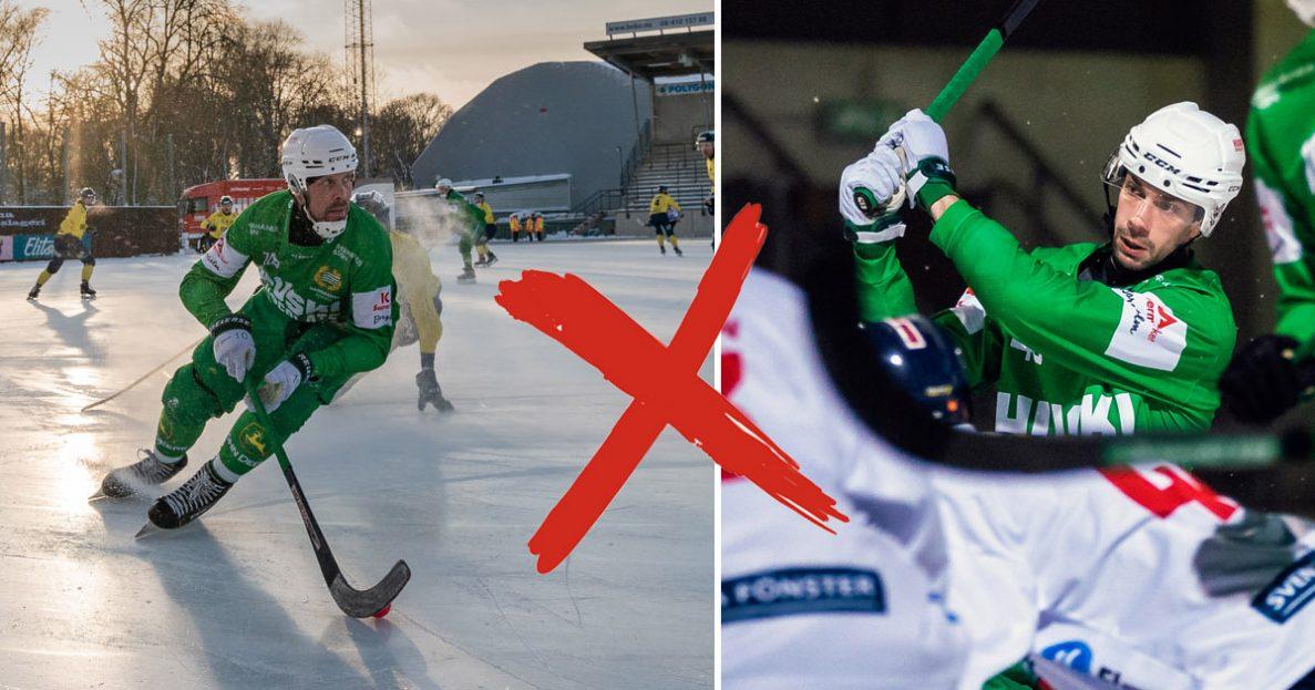 Christoffer Fagerström, Daniel Mossberg, Hammarby bandy, hammarby