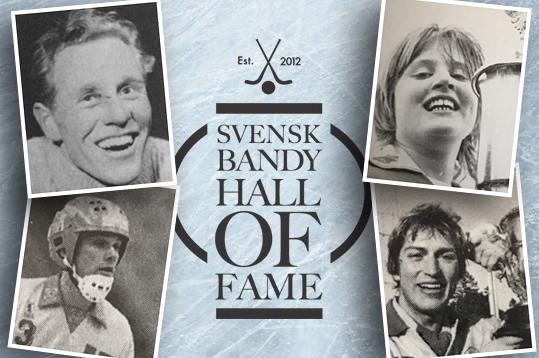 Hall of Fame bandy