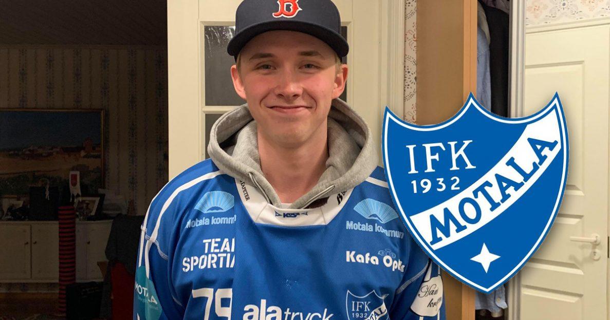 motala bandy, IFK, IFK Motala, Casper Hänninen motala