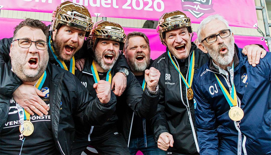 Edsbyn bandy, Anders Svensson bandy