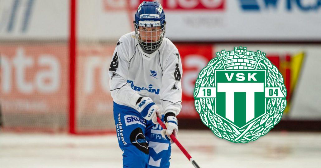 Viktor Spångberg VSK, Viktor Spångberg VSK bandy, Viktor Spångberg