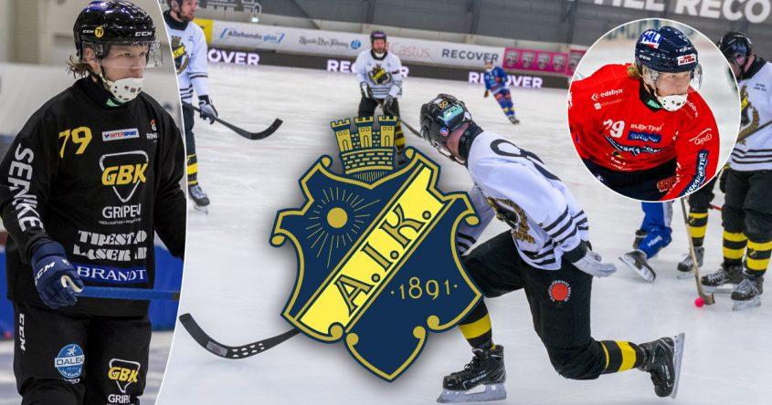 Robin Öhrlund AIK bandy, Robin Öhrlund AIK, Robin Öhrlund, aik bandy