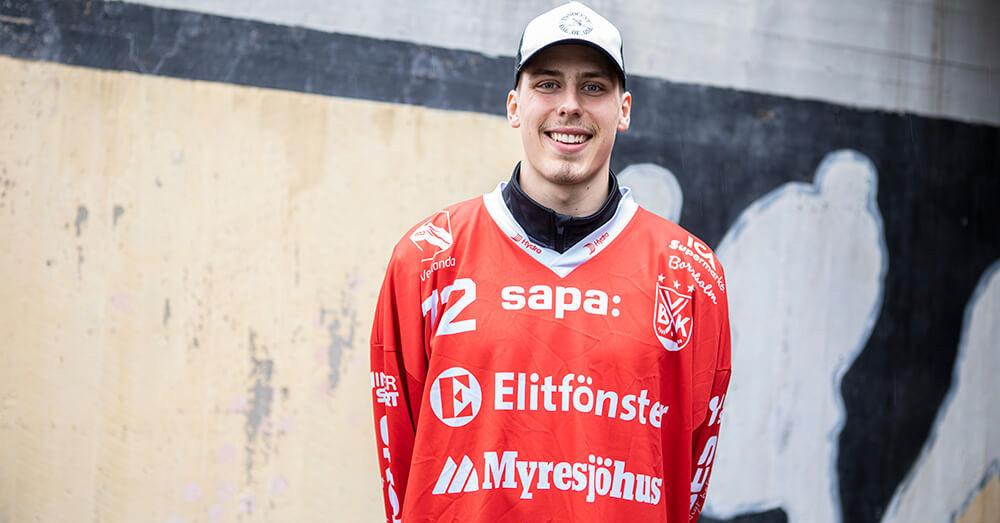 Vetlanda bandy, Vetlanda bk, Anton Svensson