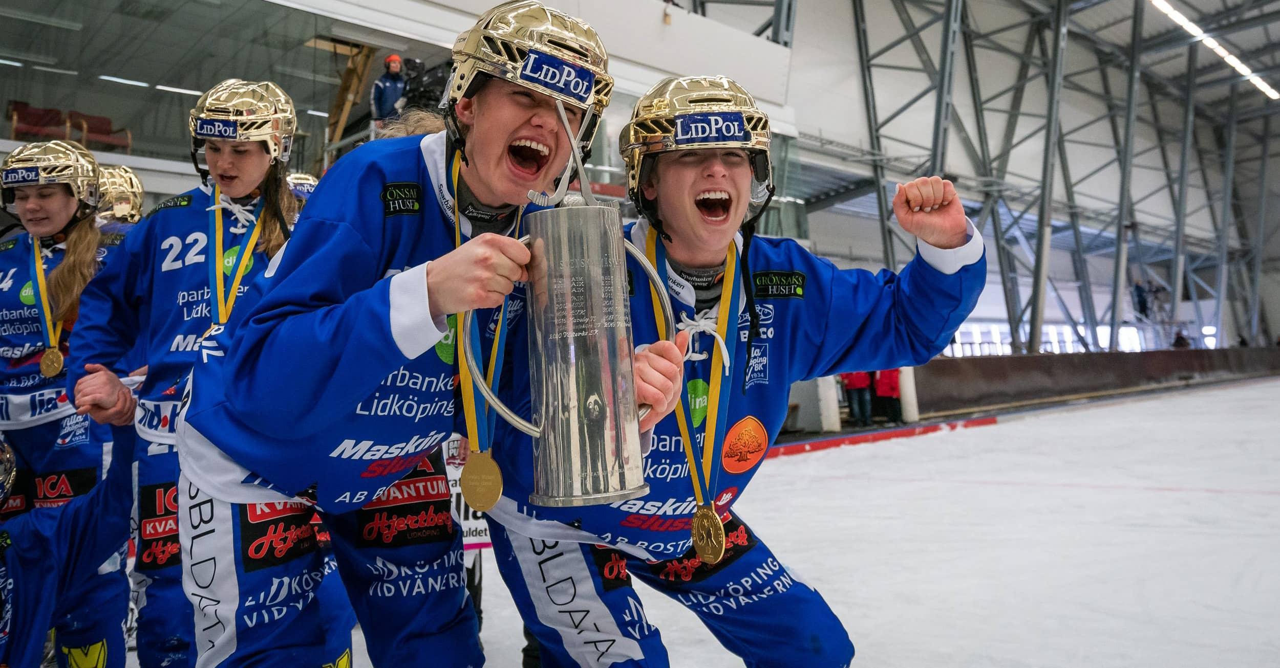 Tilda Ström bandy, Tilda Ström villa Lidköping, villa Lidköping