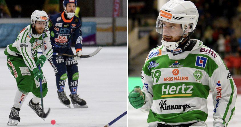 Martin Landström bandy, Martin Landström VSK, Martin Landström västerås, vsk bandy