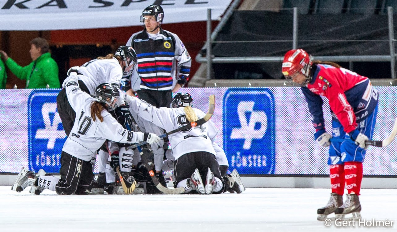 AIK bandy, aik bandy SM-final, aik bandy damer, aik bandy sm-guld