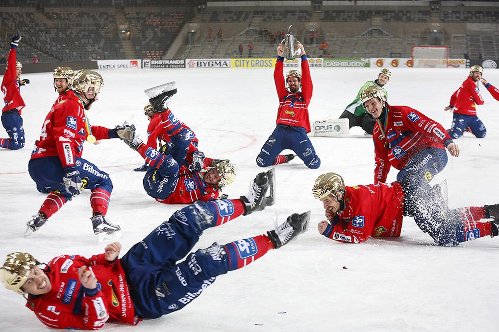 Edsbyn bandy, Tuomas Määttä, Edsbyn, Edsbyn SM-guld, Edsbyn SM-final