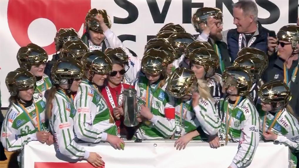 Vsk bandy SM-final, vsk bandy, vsk SM-guld