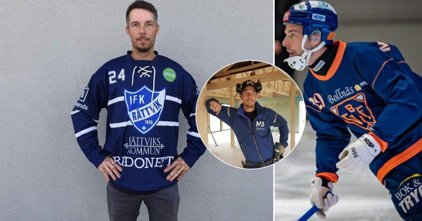 rättvik bandy, IFK Rättvik bandy, Christian Mickelsson Rättvik