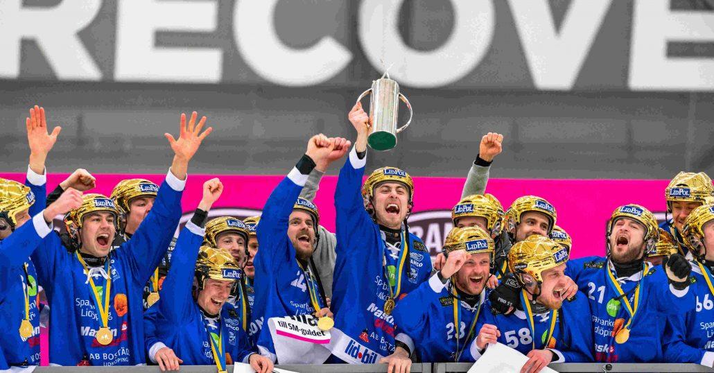 Villa Lidköping, Villa, Villa Lidköping bandy, bandy, Martin Karlsson Villa Lidköping, Martin Karlsson bandy