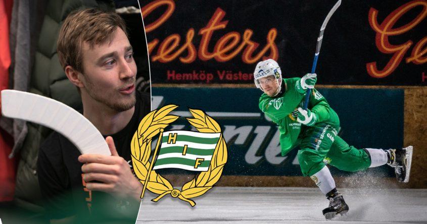 Hammarby, hammarby bandy, Robert Rimgård Hammarby, Robert Rimgård