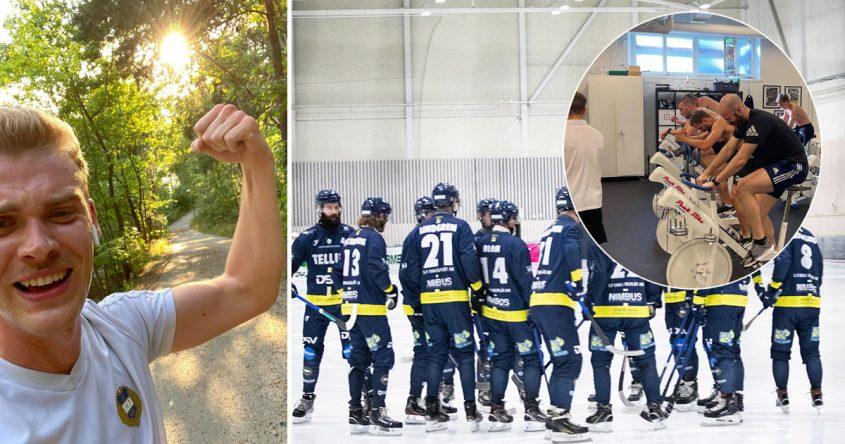 tellus bandy, Ik tellus bandy, elitserien bandy, bandy elitserien, Jesper Norrman