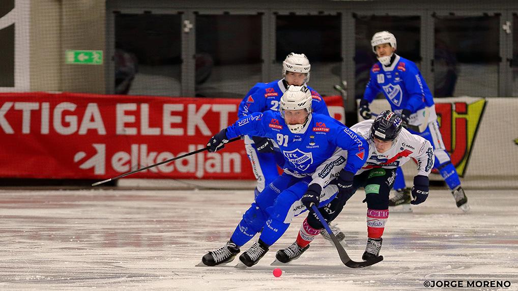 IFK Vänersborg, Vänersborg bandy, Ilja Grachev