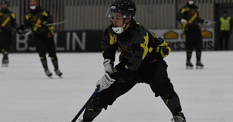 AIK bandy, Tobias Nyberg, AIK bandy Svenska cupen