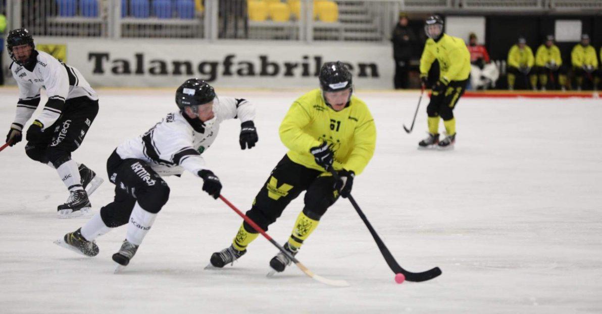 Vetlanda bandy, VBK bandy, Emil Fedorov, Vetlanda Örebro bandy