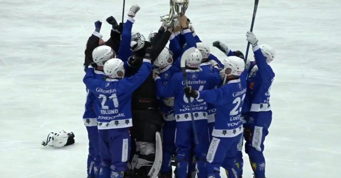Villa Lidköping bandy, Svenska cupen bandy